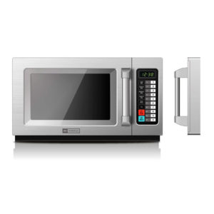 Image for cksonline.com.au for the Borrelli Commercial Microwave Oven 25ltr 1000w