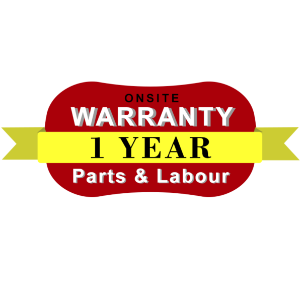 Image for www.cksonline.com.au for the Borrelli 1 Year Parts and Labour Warranty